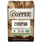 Fresh Roasted Coffee LLC, Organic Ethiopian Yirgacheffe Coffee