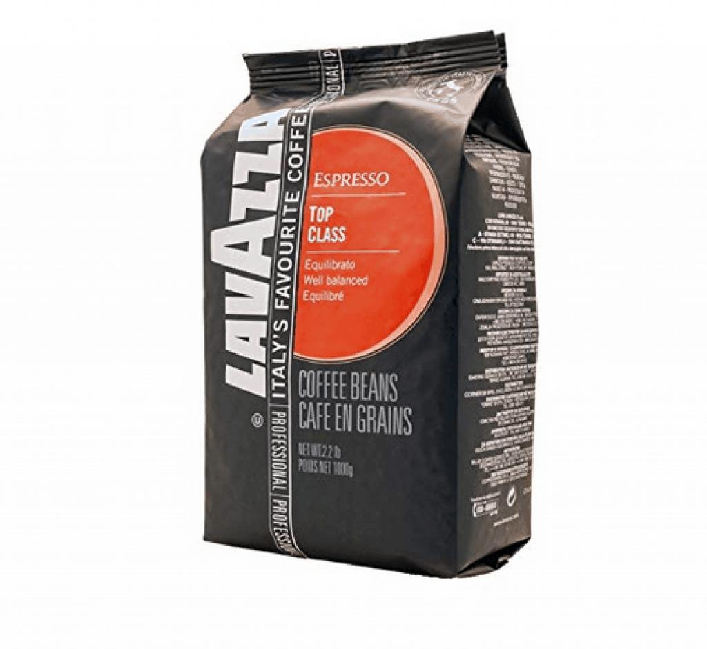 Lavazza Top Class Whole Bean Espresso
