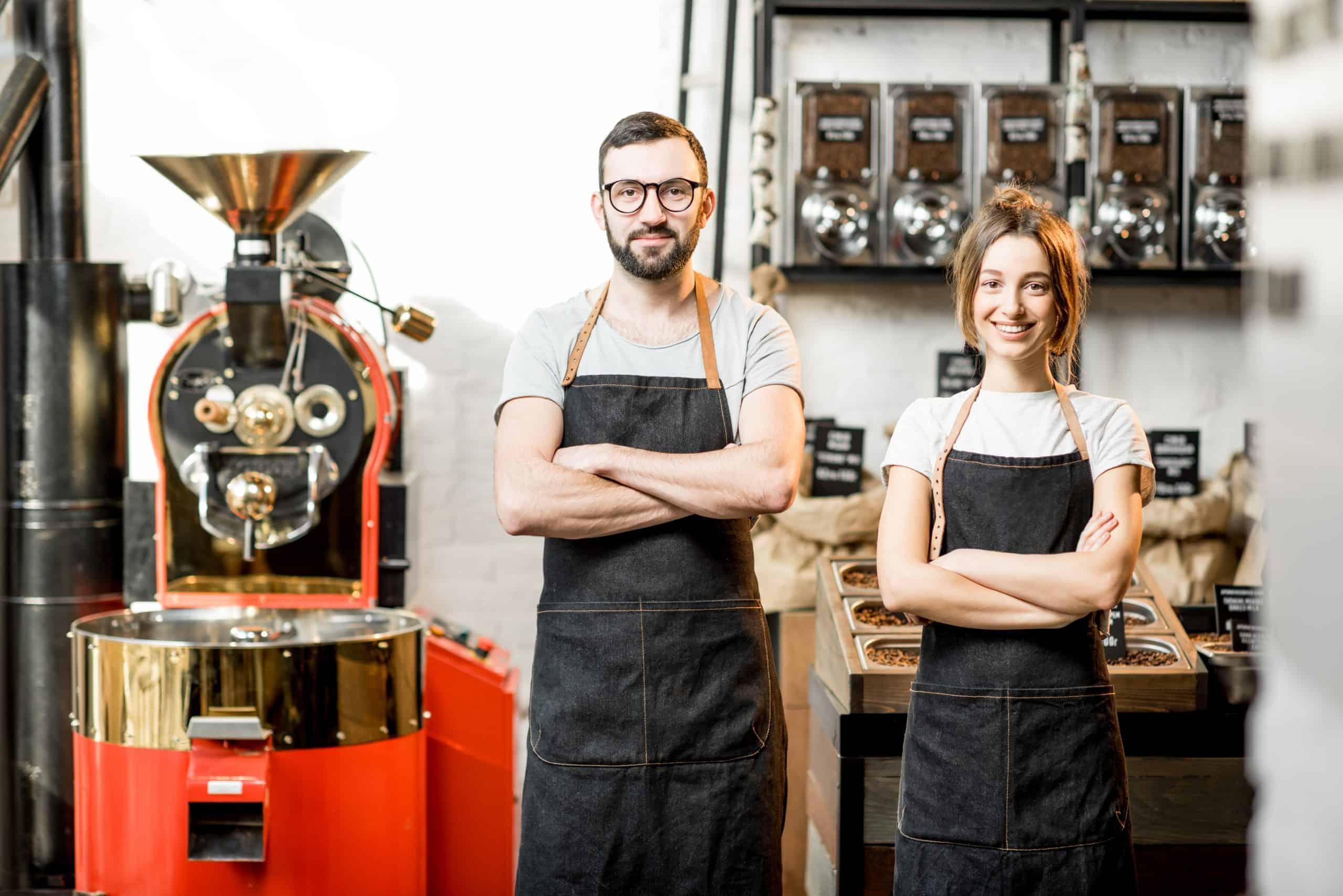 My Coffee Machine Team