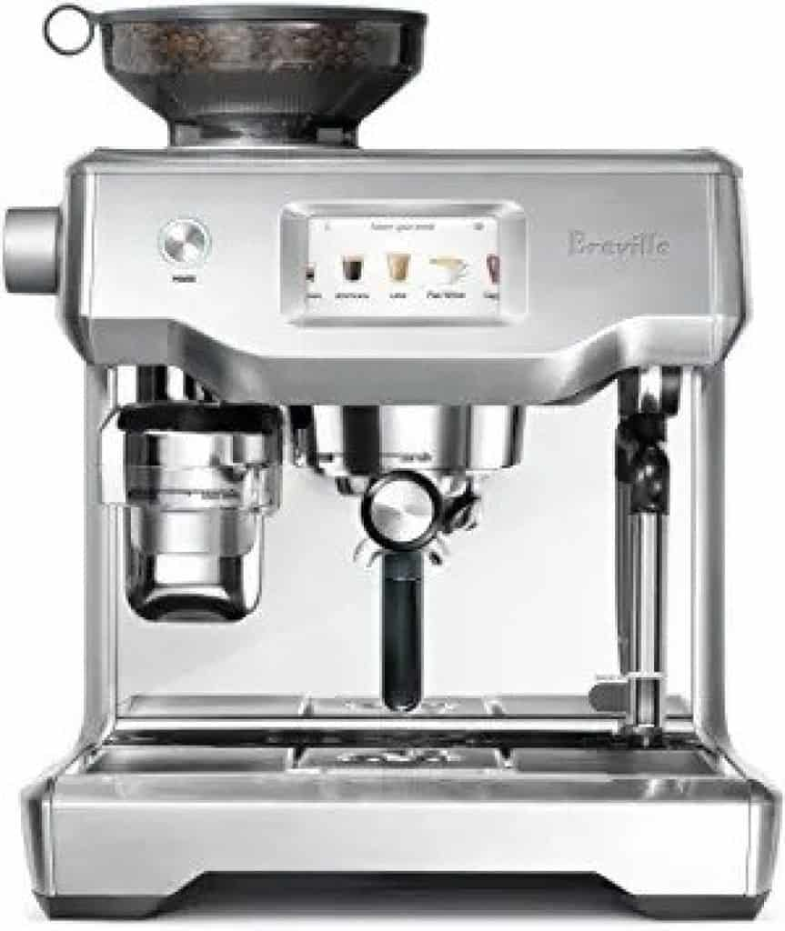 Breville BES990BSS1BUS1 Oracle Touch Espresso Machine (10/10)