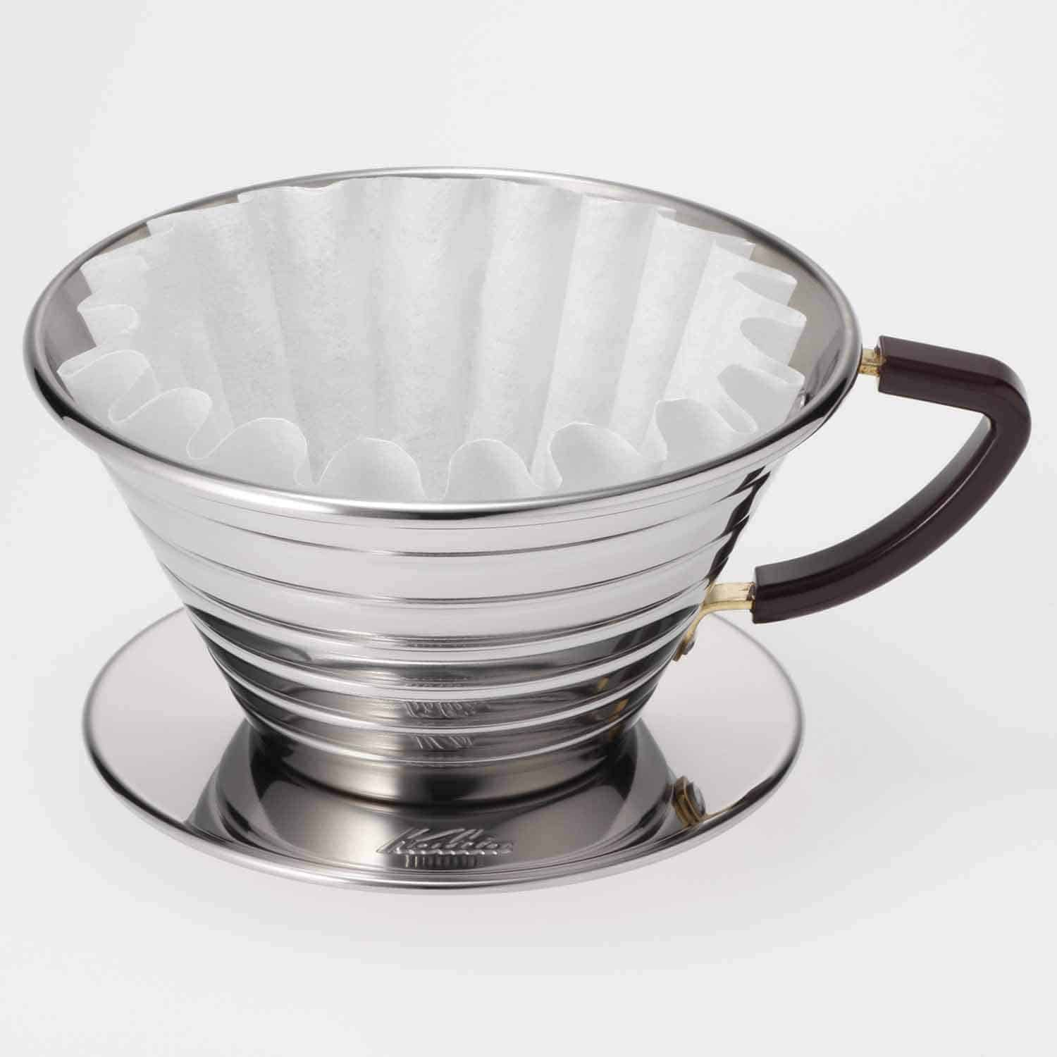 Kalita Wave 185 Dripper Travel Image