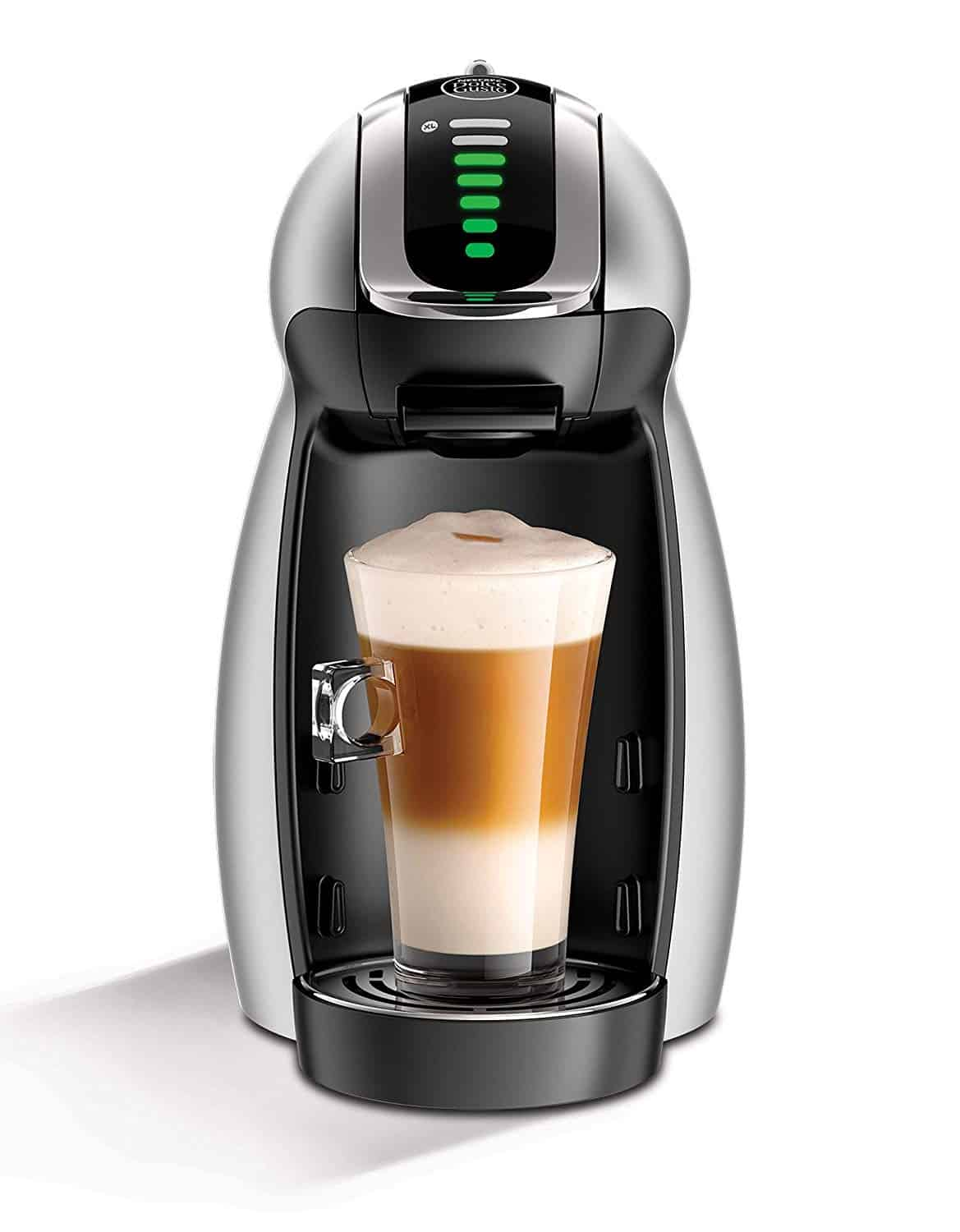 NESCAFÉ Dolce Gusto Coffee Machine, Genio 2, Espresso, Cappuccino and Latte Pod Machine
