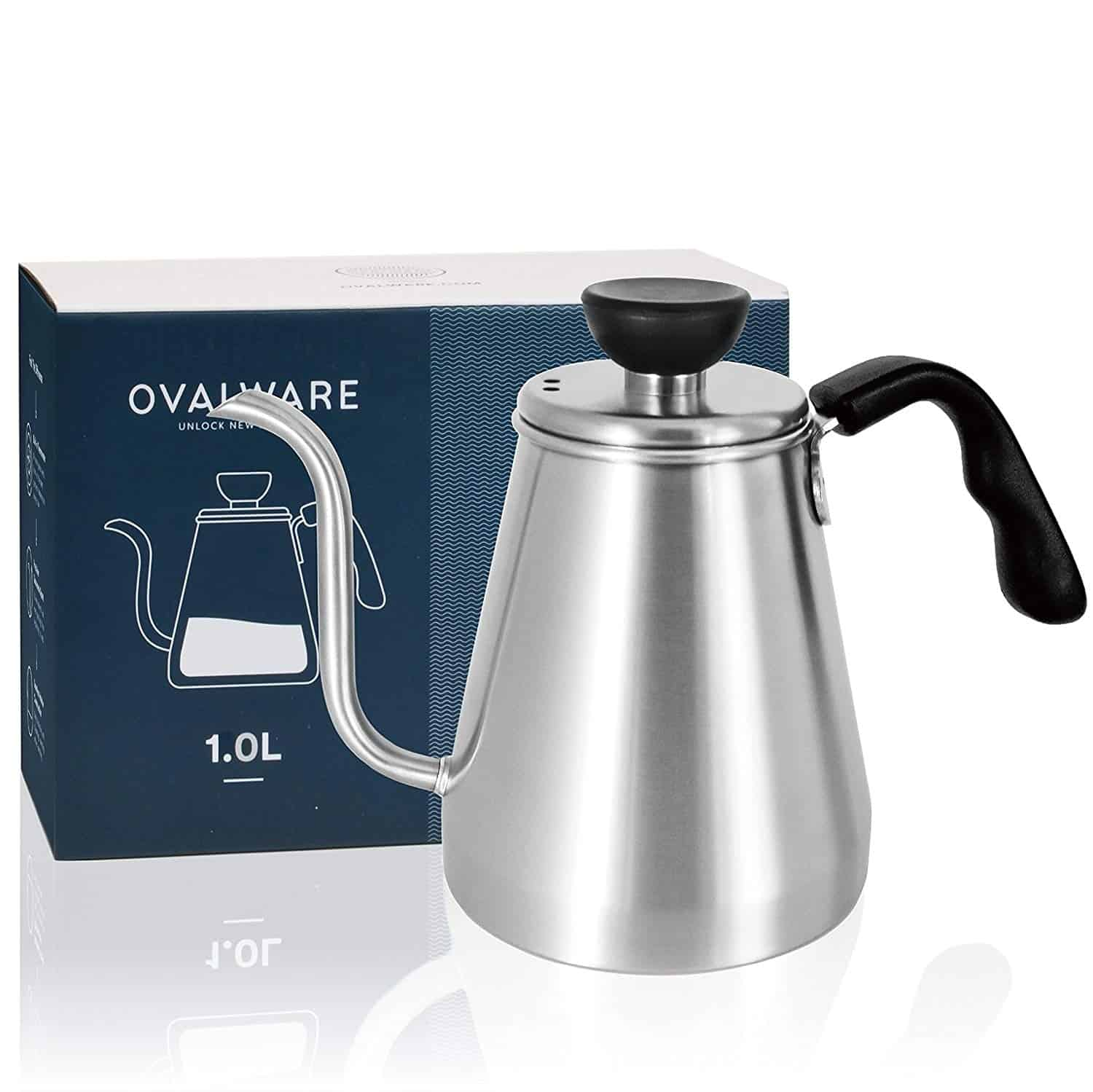 Ovalware pour over