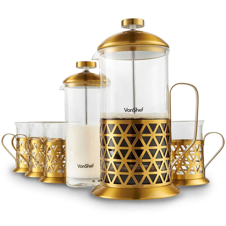 Vonshef Cafetiere Set
